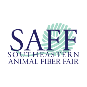SAFF: Southeastern Animal Fiber Fair Logo