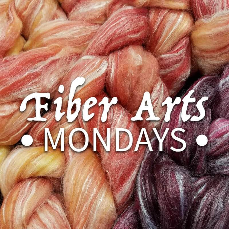 Fiber Arts Mondays @ HanDen Studios