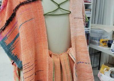 Orange Vest (Back)